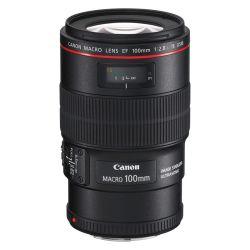 Noleggio Canon EF 100/2,8L IS Macro