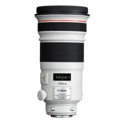 Noleggio Canon EF 300/2,8L II IS USM