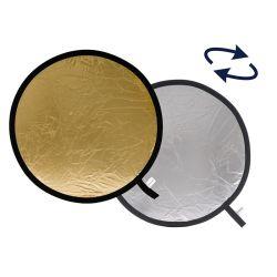 Lastolite Pannello Diffusore 75cm argento/oro