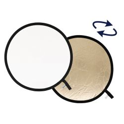 Lastolite Pannello Diffusore 50cm sunfire/bianco