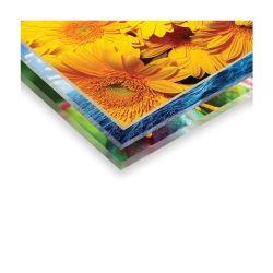 Stampa 30x45 Montaggio su pannello Plexiglass 5mm
