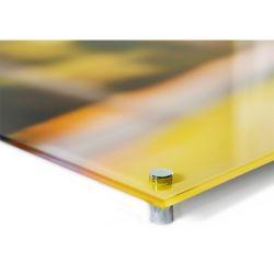 Stampa RHO PLEXI 5mm per Mq. speculare + fori e distanziali