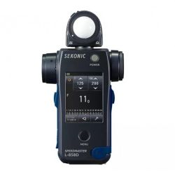 SEKONIC – Esposimetro L858D Speedmaster