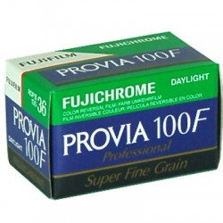 Fuji PROVIA 100F 135-36
