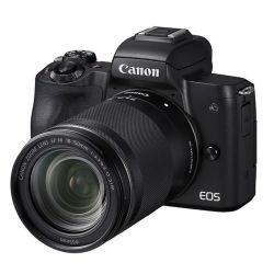 Canon EOS M50 Mark II + 18-150 IS STM Black