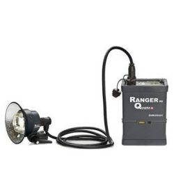 Elinchrom Ranger quadra + soft box