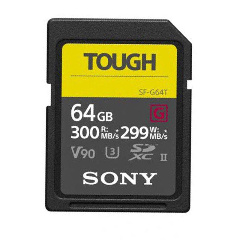 SONY SDXC TOUGH 64GB
