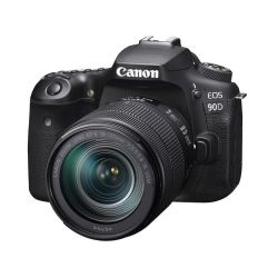 Canon EOS 90D + 18-135 IS STM