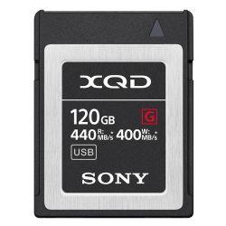 SONY XQD G  120GB