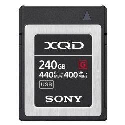 SONY XQD G  240GB