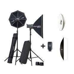 Elinchrom D-Lite RX 4 Portrait kit