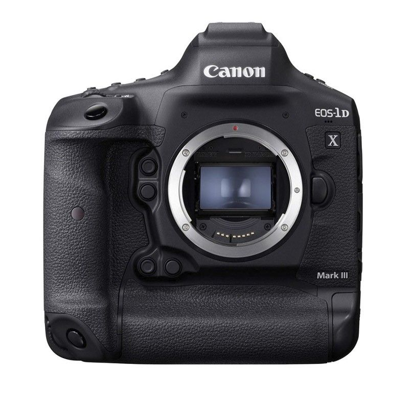 Canon EOS 1DX Mark III