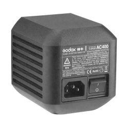Godox  alimentatore a rete AC-DC per 400pro