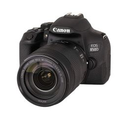 Canon EOS 850D + 18-135/3,5-5,6 IS USM