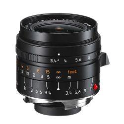 Leica 21/3,4 M SUPER ELMAR ASPH. NERO