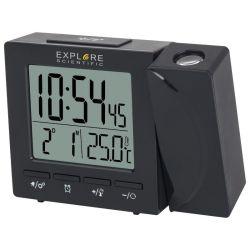 EXPLORE scientific - Orologio radiocontrollato a proiezione RDP1001