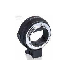 Coomlite Anello Adattatore Autofocus Canon EF su Fotocamera Sony E-Mount