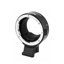 Coomlite Anello Adattatore Autofocus Canon EF su Fotocamera Canon EOS R Full Frame