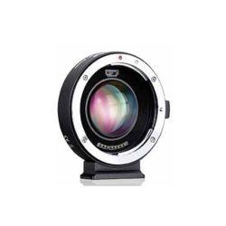 Coomlite Anello Adattatore Autofocus Canon EF su Fotocamera micro 4/3