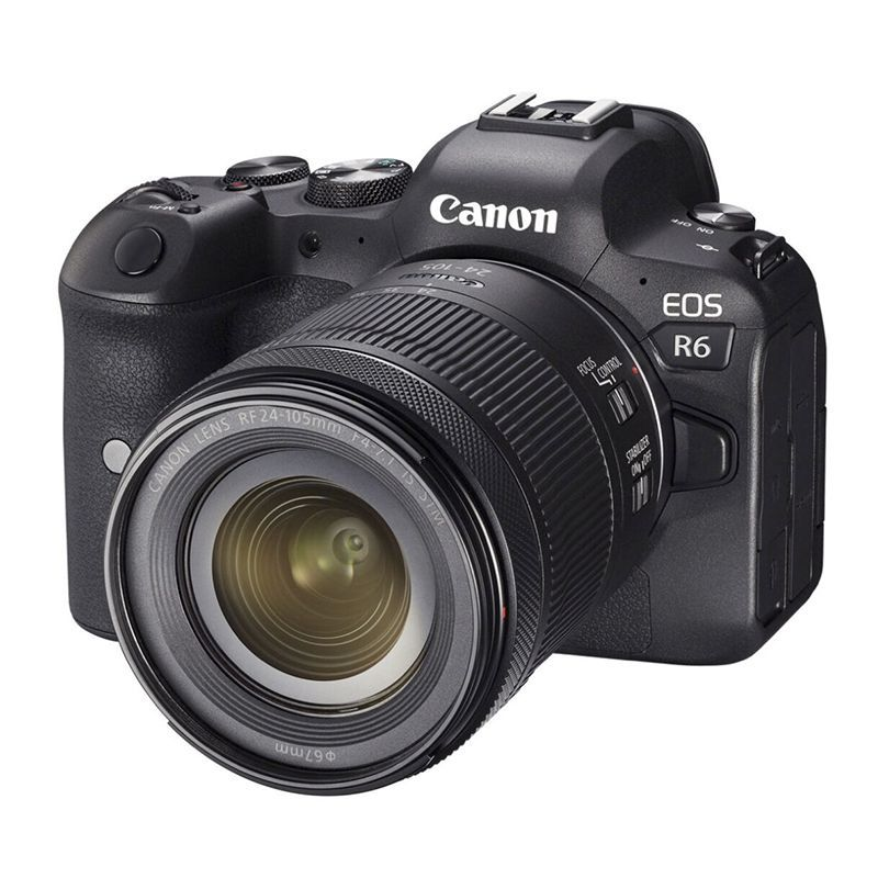 Canon EOS R6 + RF 24-105/4-7,1 IS STM