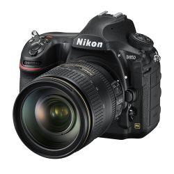 Nikon D850 + 24-120/4G ED VR