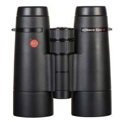 Leica Binocolo Ultravid HD Plus 7x42 gommato nero