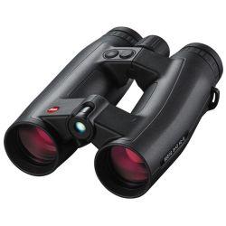 Leica Binocolo con telemetro Geovid HD–B 8x42 gommato nero