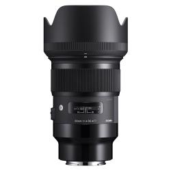Sigma 50/1,4 DG HSM per L -mount