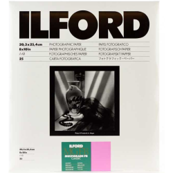 Carta Ilford Multigrade FB Classic 17.8X24 100F