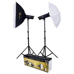 Linkstar kit Flash da Studio DL-500D