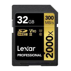 Lexar SD 2000X 32GB SDHC UHS-II