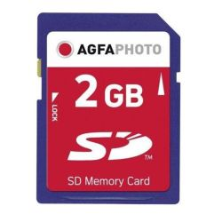 AGFA scheda SD 2GB