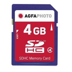 AGFA scheda SDHC 4GB