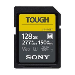 SONY SDXC TOUGH SFM 128GB 277