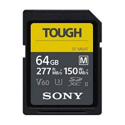 SONY SDXC TOUGH SFM 64GB 277