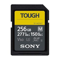 SONY SDXC TOUGH SFM 256GB 277