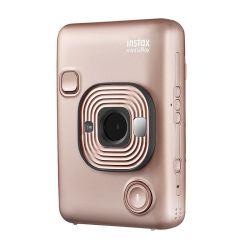 Fuji Instax Mini LiPlay Blush Gold