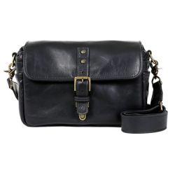 Ona Bowery Leather - Black leather