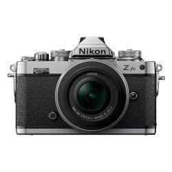 Nikon Zfc + Z DX 16-50 VR silver + SD 64gb