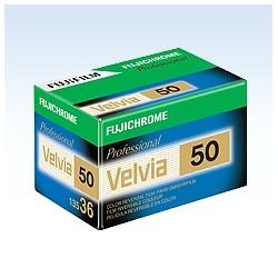Fuji VELVIA 50 135-36