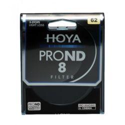 HOYA Filtro PRO ND 8 62