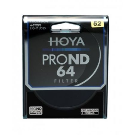 HOYA Filtro PRO ND 64 52