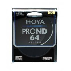 HOYA Filtro PRO ND 64 58