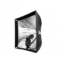 Westcott - Mini Apollo Speedlite kit 40x40cm