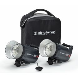 Elinchrom KIT MONOTORCIA ELC PRO 500/500 TO GO SET