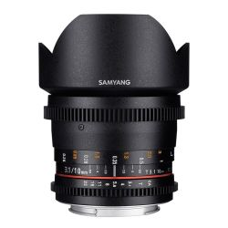 Samyang 10/3,1 VDSLR Fis-Eye - per Canon