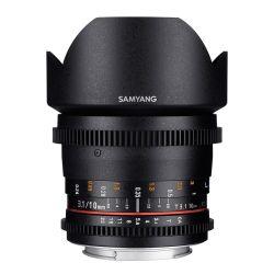 Samyang 10/3,1 VDSLR Fis-Eye - per SonyE