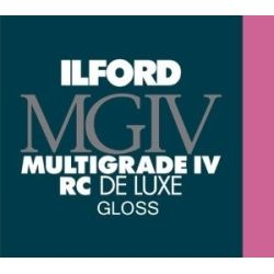 Carta Ilford Multigrade IV De Luxe 10,5x14,8