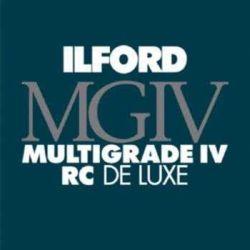 Carta Ilford Multigrade IV 44M 13x18 100F