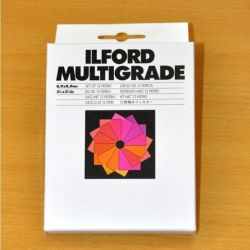 Ilford Filtri Multigrade 8,9x8,9